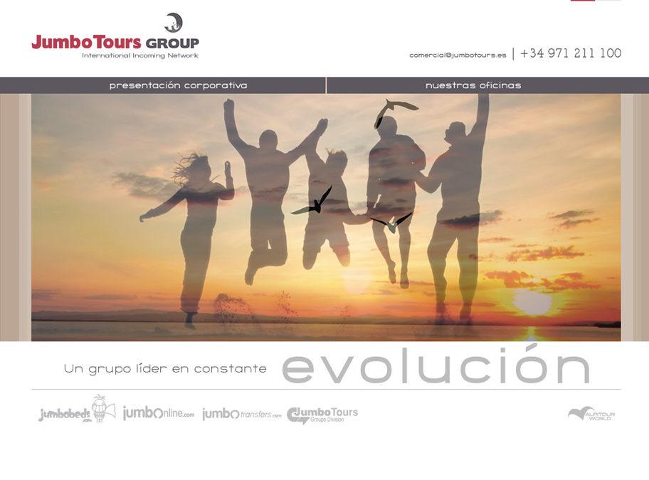 Jumbo Tours – Aula virtual