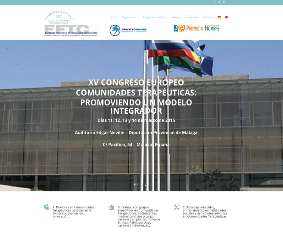 eftc congreso europeo de comunidades terapéuticas