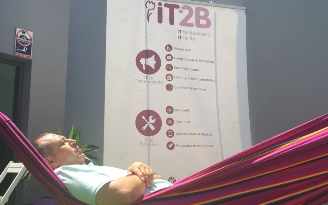 Rotulowcost en la hamaca con IT2B