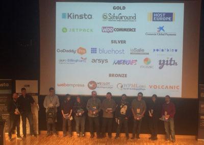 BCNWordCamp premiados