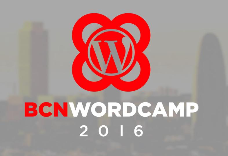 BCN Wordcamp 2016