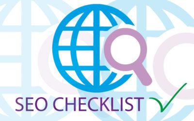 Tu SEO bajo control con este sencillo Checklist