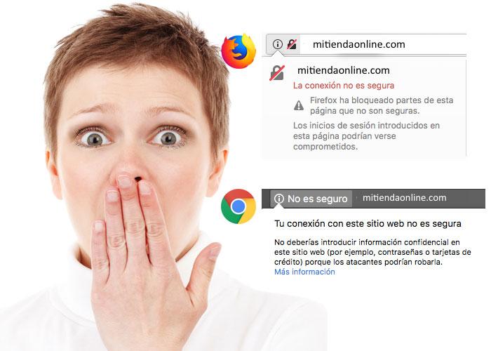 ¿Aún no tienes tu web en https?  No digas que NO te lo advertimos…
