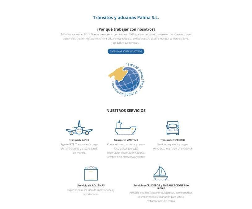 TYA – Tránsitos y aduanas