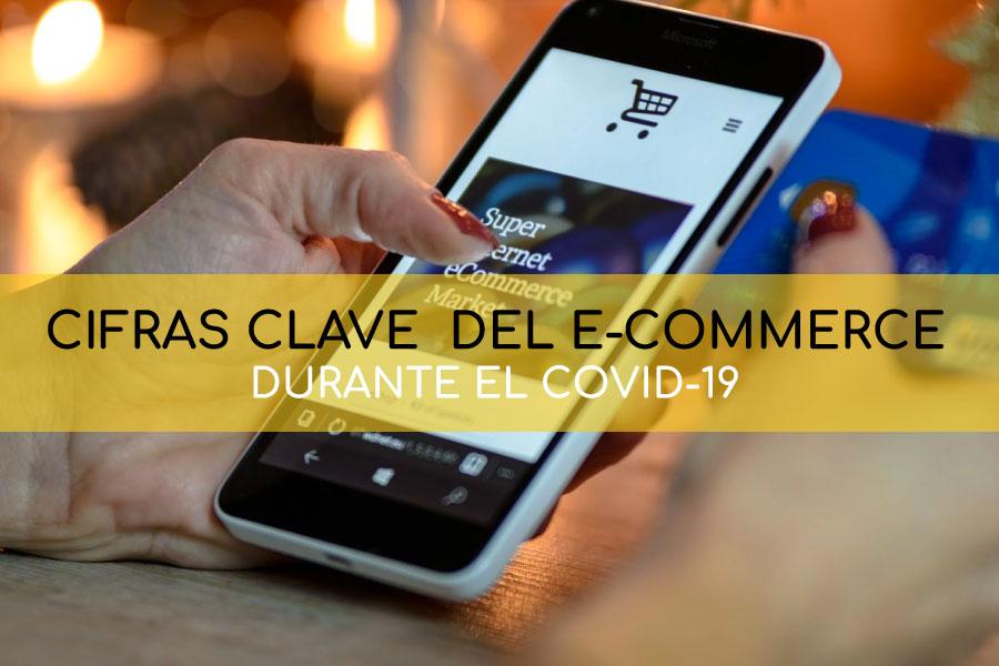 Las cifras clave sobre la evolución del e-commerce durante el Covid-19