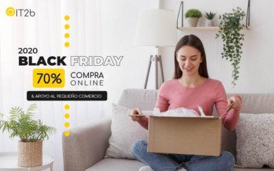 Black Friday 2020 en España:  Compra online & Solidaridad con el pequeño comercio