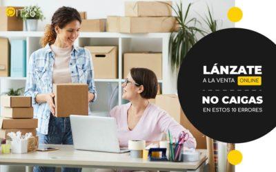 Los 10 principales motivos de fracaso de una tienda online
