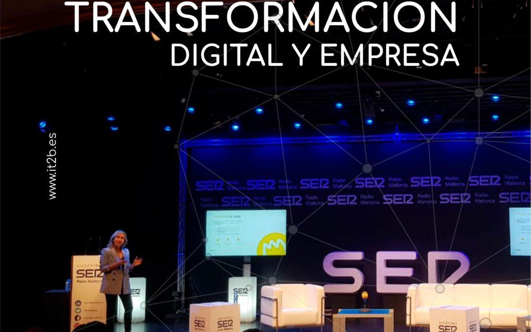 Encuentros SER  Mallorca – Transformación Digital – Convergent Marketing