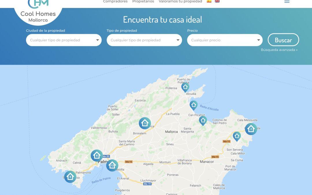 Cool Homes Mallorca – Proyecto Inmobiliario